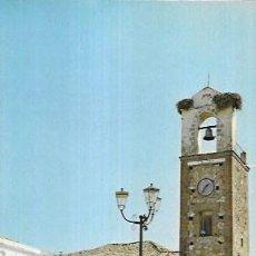 Postales: POSTAL * SIRUELA (BADAJOZ ) , TORRE DEL AYUNTAMIENTO - ZERKOWITZ 1976. Lote 221436846