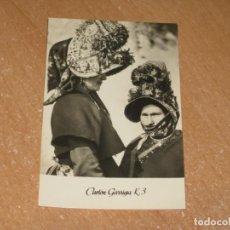 Postales: POSTAL DE MUJERES DE MONTEHERMOSO CACERES. Lote 221536630