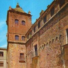 Postales: VESIV POSTAL CACERES Nº2013 PALACIO DE LOS TOLEDO MOSTEZUMA. Lote 221877252
