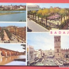 Postales: BADAJOZ, 2030 , DIVERSAS VISTAS,, ED. ARRIBAS S/C, VER FOTOS. Lote 221956210