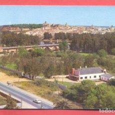 Postales: BADAJOZ, 804 . PUENTE VIEJO, VISTA PARCIAL,, ED.PARIS , CIRCULADA 1981, VER FOTOS. Lote 221956618