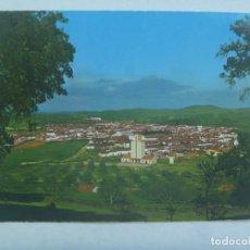 Postales: POSTAL DE MONESTERIO ( BADAJOZ ): VISTA GENERAL. AÑOS 60. Lote 222116941
