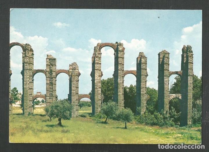 POSTAL SIN CIRCULAR - MERIDA 8 - ACUDUCTO ROMANO - BADAJOZ - EDITA GARCIA GARRABELLA (Postales - España - Extremadura Moderna (desde 1940))