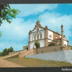 Postales: POSTAL SINJ CIRCULAR - VALENCIA DE ALCANTARA 22 - ERMITA NTRA SRA DE LOS REMEDIOS - EDITA ARRIBAS. Lote 222124153
