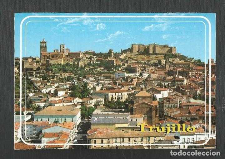 POSTAL SIN CIRCULAR - TRUJILLO 49 - VISTA PARCIAL - CACERES - EDITA ARRIBAS (Postales - España - Extremadura Moderna (desde 1940))
