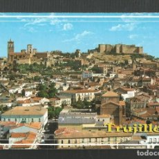 Postales: POSTAL SIN CIRCULAR - TRUJILLO 49 - VISTA PARCIAL - CACERES - EDITA ARRIBAS. Lote 222127156