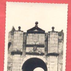 Postales: BADAJOZ 2 PUERTA DEL PILAR, ED.ARRIBAS VARIEDAD REVERSO,DENTADA, S/C, VER FOTOS. Lote 222435822