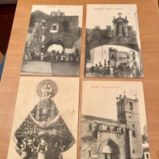 Postales: CÁCERES, 20 POSTALES ANTIGUAS AÑOS 20/30 . ORIGINALES, NO SON REPRODUCCIONES. Lote 222510953