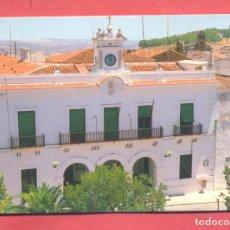 Postales: AZUAGA (BADAJOZ) PLAZA DE LA MERCED, LIBRERIA ARSA, S/C, VER FOTOS. Lote 222609783