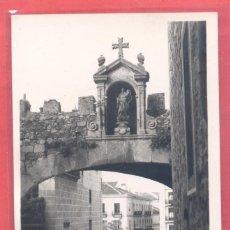 Postales: CACERES , 24 ARCO DE LA ESTRELLA,, FOT. JAVIER ,S/C, VER FOTOS. Lote 222836785