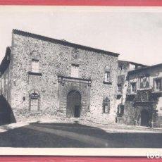 Postales: CACERES , 32 PLAZA DE SANTA MARIA,, FOT. JAVIER ,S/C, VER FOTOS. Lote 222837380