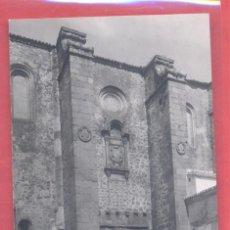 Postales: CACERES , 52 IGLESIA DE SANTIAGO, FOT. JAVIER ,S/C, RECORTADA, VER FOTOS. Lote 222838180