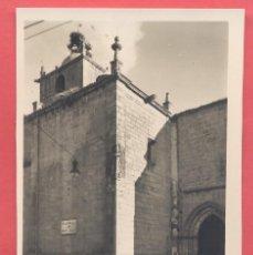 Postales: CACERES,65 IGLESIA DE SAN JUAN, FACHADA NORTE, EDICIONES VALA.,S/C,VER FOTOS. Lote 222894346