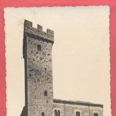 Postales: CACERES, 7 TORRE DE LAS CIGUEÑAS, EDICIONES ARRIBAS, CIRCULADA 1960,VER FOTOS. Lote 222916667
