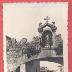 Postales: CACERES, 9 ARCO DE LA ESTRELLA. SIGLO XIII, EDICIONES ARRIBAS, CIRCULADA 1962 SIN SELLO, VER FOTOS. Lote 222917883
