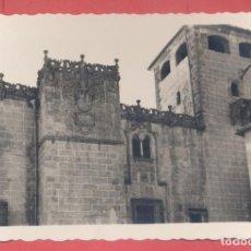 Postales: CACERES, 45 PALACIO DE LOS GOLFINES DE ABAJO. CRESTERIA , EDICIONES ARRIBAS, S/C, VER FOTOS. Lote 222919273