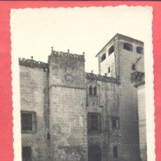 Postales: CACERES, 60 PALACIO DE LOS GOLFINES DE ABAJO, FACHADA EDICIONES ARRIBAS, S/C, VER FOTOS. Lote 222921681