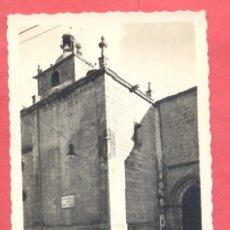 Postales: CACERES,65 IGLESIA DE SAN JUAN, FACHADA NORTE, EDICIONES ARRIBAS, S/C, VER FOTOS. Lote 222922345