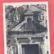 Postales: CACERES, 43 PORTADA DEL CONVENTO DE SANTA CLARA, EDICIONES ARRIBAS, S/C, VER FOTOS. Lote 222930951