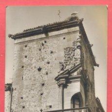 Postales: CACERES,1001 PALACIO DE GODOY, TORRE Y BALCON DE ESQUINA, EDICIONES ARRIBAS, S/C, VER FOTOS. Lote 222942000
