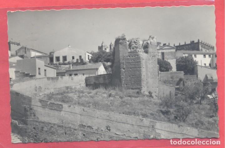 CACERES 31 TORRE DESMOCHADA, EDICIONES GARCIA GARRABELLA, S/C,.DENTADA, VER FOTOS (Postales - España - Extremadura Moderna (desde 1940))