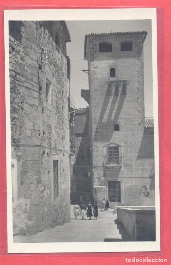 CACERES 21 TORREON DE LOS GOLFINES DE ABAJO, EDICIONES GARCIA GARRABELLA,.LISA, S/C, VER FOTOS (Postales - España - Extremadura Moderna (desde 1940))