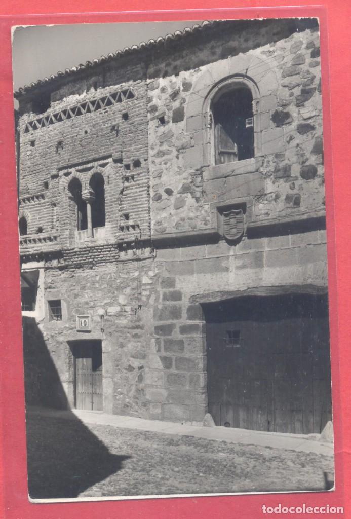 CACERES 25 CASA MUDEJAR, EDICIONES GARCIA GARRABELLA,.LISA, S/C, VER FOTOS (Postales - España - Extremadura Moderna (desde 1940))