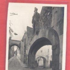 Postales: 5 CACERES ARCO DE LA ESTRELLA, L.ROISIN FOTOGRAFO TITULOS EN ANVERSO, ED, INFONAL , S/C, VER FOTOS. Lote 223743241