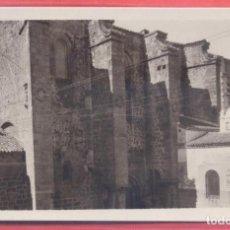 Postales: CACERES IGLESIA DE SANTIAGO DE LOS CABALLEROS ......,SIN EDITOR, TITULOS EN VERTICAL REVERSO, S/C. Lote 223755466