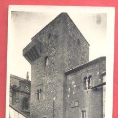 Postales: CACERES, CASA DE LOS VIZCONDES DE RODA. L. ROISIN-FOTO, TITULOS EN ANVERSO, S/C, VER FOTOS. Lote 223757353