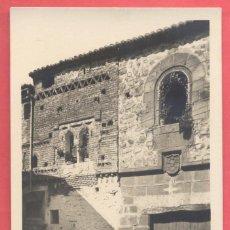 Postales: CACERES, CASA MUDEJAR SIGLO XIV, ED. GM/WB S/C.VER FOTOS. Lote 223817498