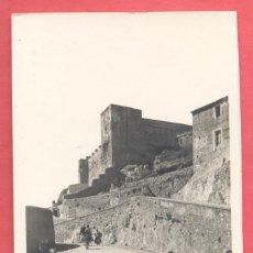 Postales: CACERES, MURALLAS . TORREONES DEL ALCAZAR, ED. GM/WB, S/C.VER FOTOS. Lote 223818076