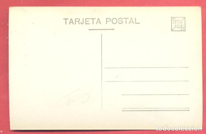 Postales: caceres, patio de la casa de los pereros, siglo XVI. ed. gm/wb, variedad titulos letras negras, - Foto 2 - 223821112
