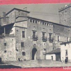 Postales: PLASENCIA (CACERES) 107 PALACIO DEL MARQUES DE MIRABEL, ED. LIB. CERVANTES, S/C .VER FOTOS. Lote 223857286