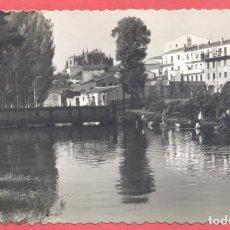 Postales: PLASENCIA (CACERES) 109 VISTA DESDE EL CANAL, EDIC. LIBRERIA CERVANTES, CIRCULADA 1957 .VER FOTOS. Lote 223858002