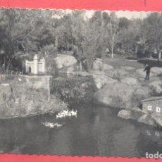 Postales: PLASENCIA (CACERES) 112 ESTANQUE DE LOS PATOS, EDIC. LIBRERIA CERVANTES, CIRCULADA SIN FECHA NI SELL. Lote 223858748