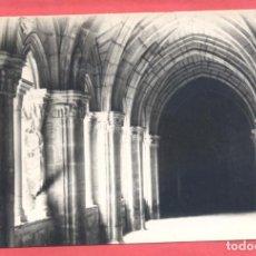 Postales: PLASENCIA (CACERES) 5 CATEDRAL. CLAUSTRO. EDICIONES ALARDE,S/C, VER FOTOS. Lote 223862571