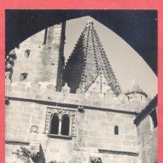 Postales: PLASENCIA (CACERES) 21 CATEDRAL. TORRE DE MELON. EDICIONES ALARDE,S/C, VER FOTOS. Lote 223863072