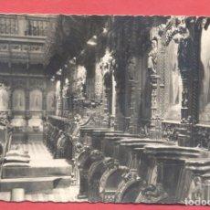 Postales: PLASENCIA (CACERES) 10 CATEDRAL, CORO, GARCIA GARRABELLA,Y COMPAÑIA, S/C,. Lote 223929868