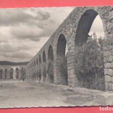 Postales: PLASENCIA (CACERES) 15 EL ACUEDUCTO, EDICIONES GARCIA GARRABELLA,, S/C VER FOTOS,. Lote 223930095