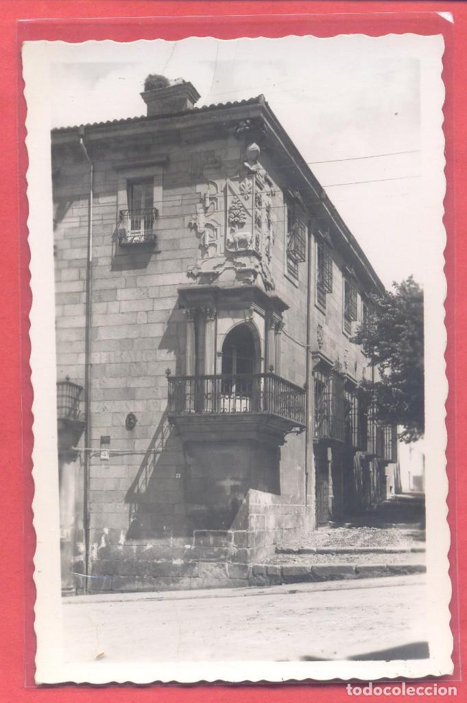 PLASENCIA (CACERES) 10 CASA DEL DEAN, ED. ARRIBAS,CIRCULADA SIN SELLO NI FECHA, VER FOTOS (Postales - España - Extremadura Moderna (desde 1940))