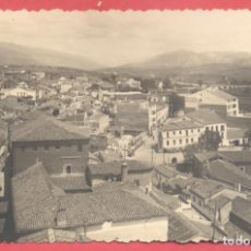 Postales: PLASENCIA (CACERES) 17 VISTA PANORAMICA ED. ARRIBAS VARIEDAD REVERSO, CIRCULADA 1955 SIN SELLO,. Lote 223937330