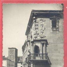 Postales: PLASENCIA (CACERES) 39 CASA DEL DEAN, EDICIONES ARRIBAS, CIRCULADA SIN FECHA VISIBLE, VER FOTOS. Lote 223942295