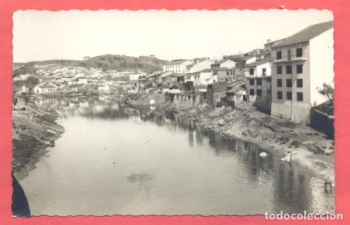 PLASENCIA (CACERES) 45 VISTA PARCIAL. AL FONDO SAN LAZARO, EDI. ARRIBAS, FECHA EN REVERSO, S/C, (Postales - España - Extremadura Moderna (desde 1940))