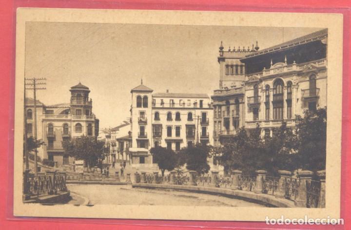 CACERES, AVENIDA DE LA REPUBLICA, SIN EDITOR, COLOR SEPIA, S/C, VER FOTOS (Postales - España - Extremadura Antigua (hasta 1939))