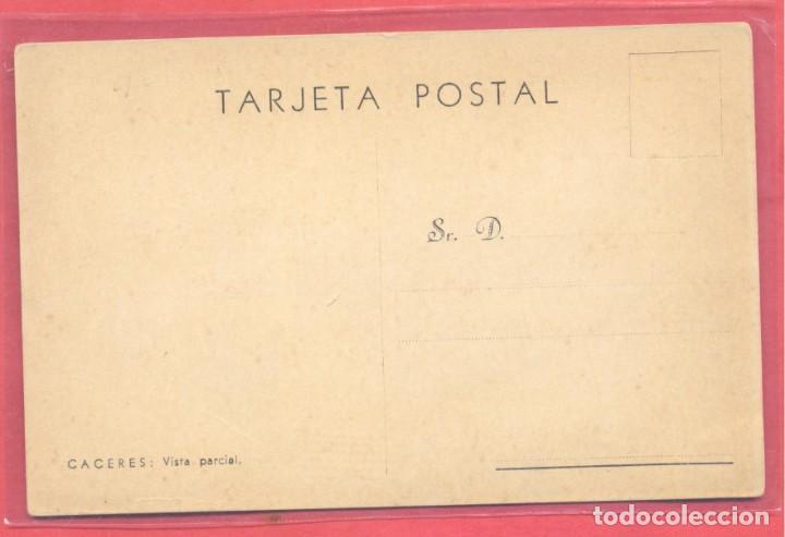 Postales: caceres, vista parcial,,sin editor, color sepia, s/c, , ver fotos - Foto 2 - 224241318