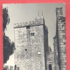 Cartoline: ALBURQUERQUE (BADAJOZ) SIN TITULO, FOTO ALVAREZ, CIRCULADA 1968 SIN SELLO, VER FOTOS. Lote 224298377