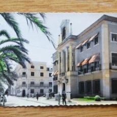 Postales: POSTAL BADAJOZ 4. AVDA DEL GENERAL VARELA Y GOBIERNO CIVIL. Lote 224721208