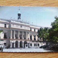 Postales: POSTAL BADAJOZ EL AYUNTAMIENTO. Lote 224721715