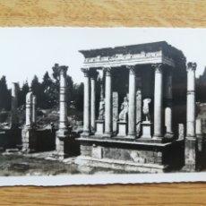Postales: POSTAL MÉRIDA - 6. COLUMNATA DE LA ESCENA DEL TEATRO ROMANO - EDICIONES ARRIBAS. Lote 225013542
